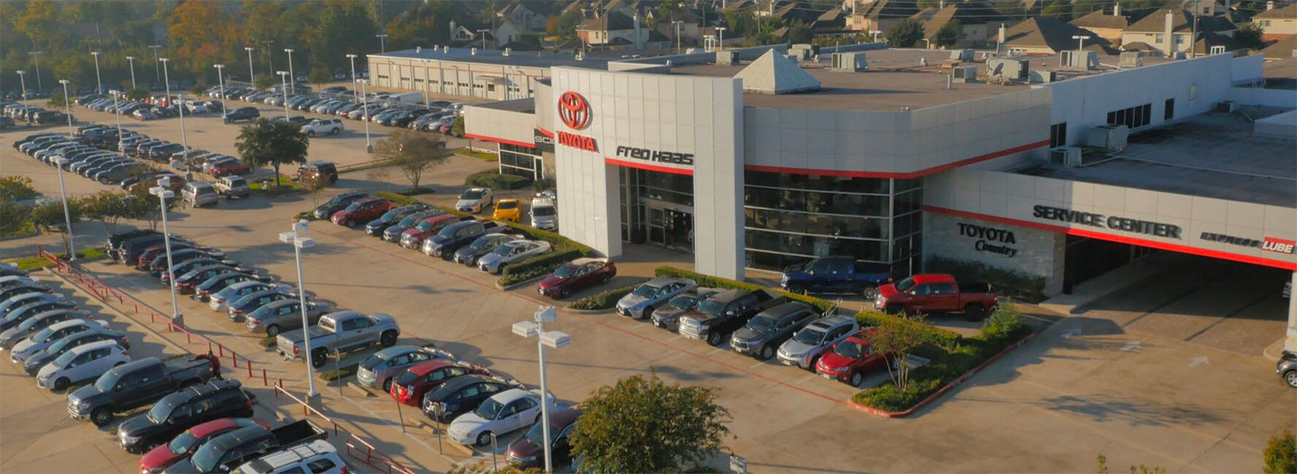 Discover More About Fred Haas Toyota Country In Houston, Texas