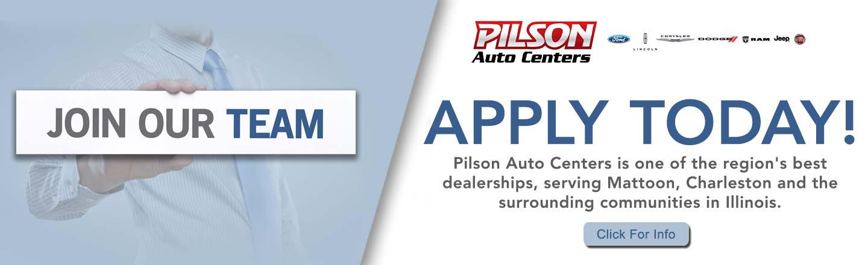 Pilson Auto Center Mattoon >> Pilson Auto Center New Used Car Dealer Group Serving