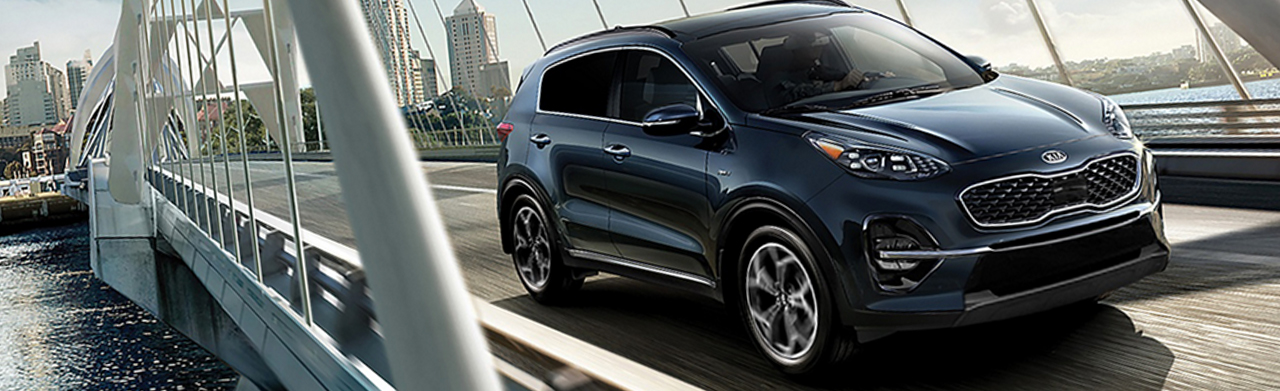 Experience the 2020 Kia Sportage SUV Near Happy Valley, Oregon