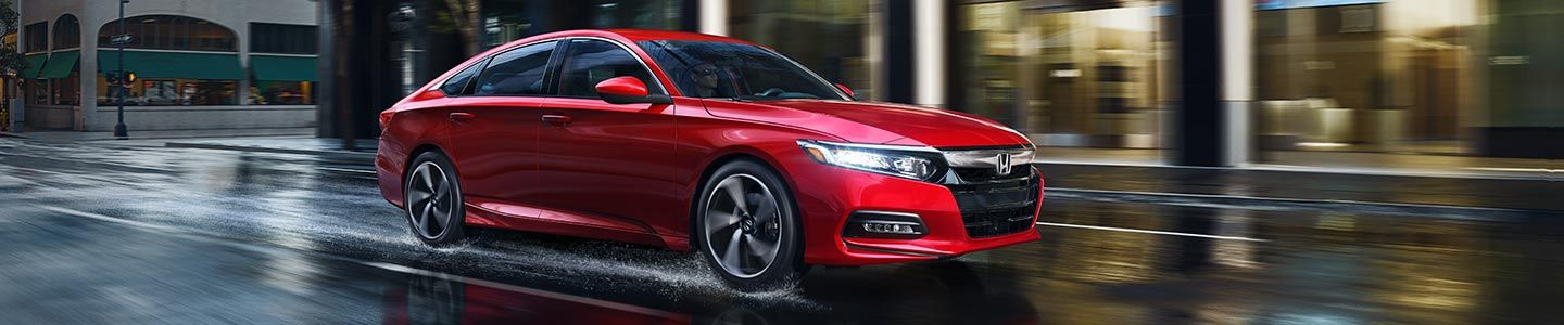 2019 Honda Accord Sedan, red