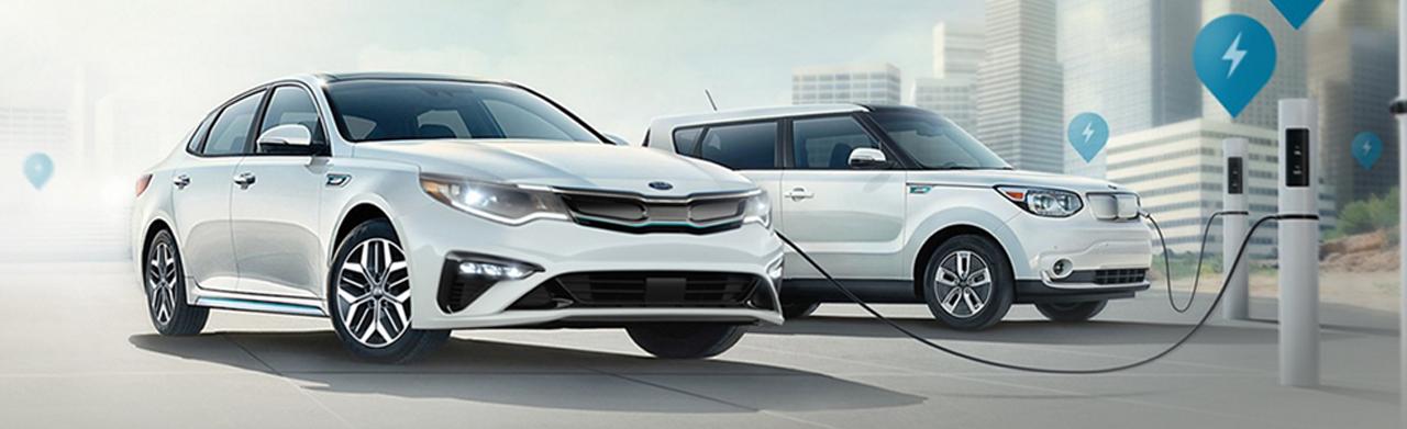 Experience the 2020 Kia Optima Plug-In Hybrid near Beaverton, OR