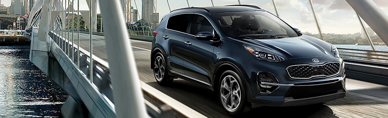 Discover the 2020 Kia Sportage Compact SUV in Gresham, Oregon