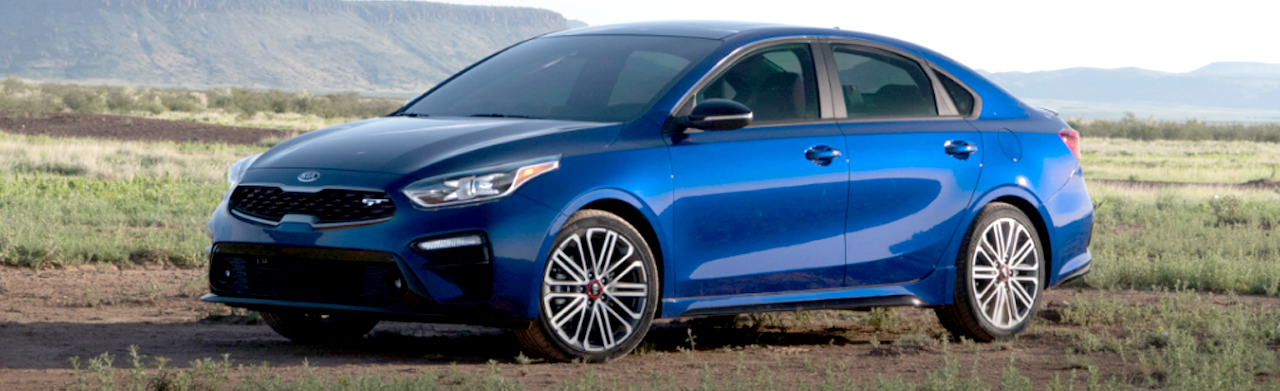 Experience the 2020 Kia Forte Sedan Near Happy Valley, Oregon