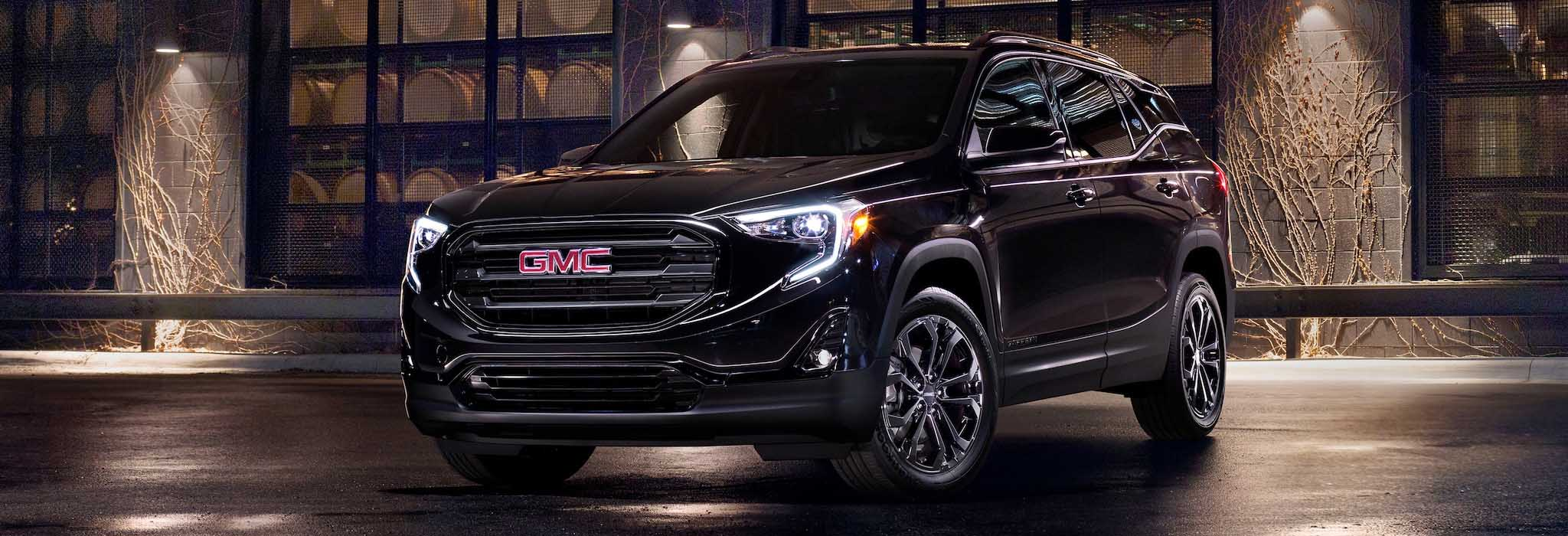 2020 GMC Terrain SUV in New Iberia, LA, at Musson-Patout Automotive