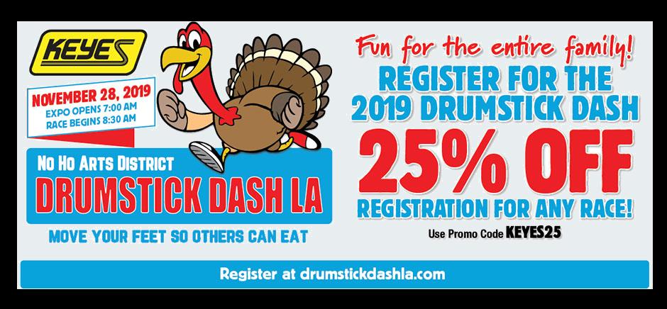 Keyes Auto Drumstick Dash