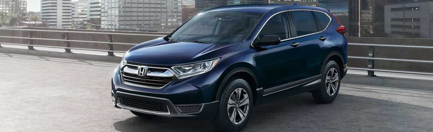 Our The Dalles, OR, Honda Dealer Has The 2019 CR-V SUV In Stock