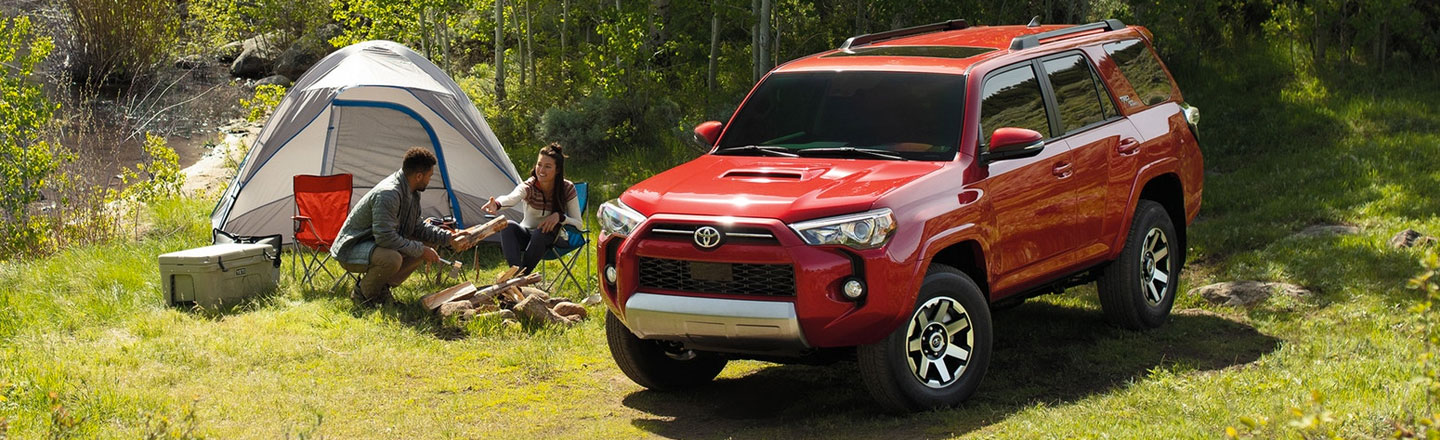 Get Into a Rugged 2020 Toyota 4Runner SUV in Odessa, TX, near Midland