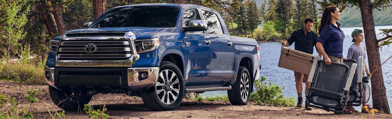 2020 Toyota Tundra Truck at Lithia Toyota of Odessa, near Midland, TX
