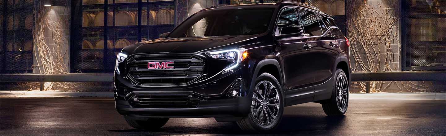 2020 GMC Terrain SUV in Fort Madison, near Burlington, Iowa