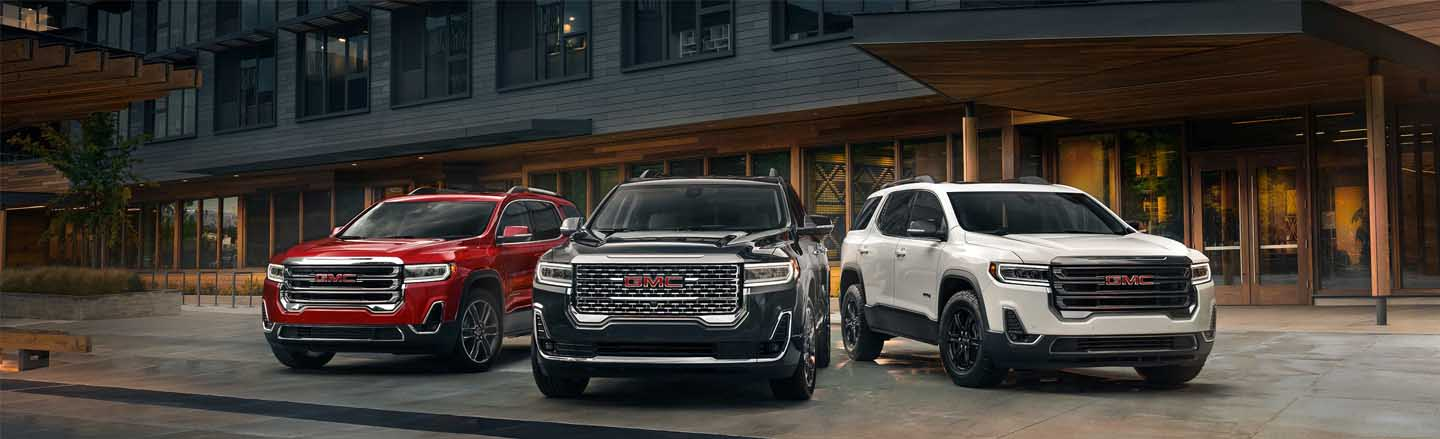 2020 GMC Acadia Mid-Size SUV in Fort Madison, near Burlington, IA