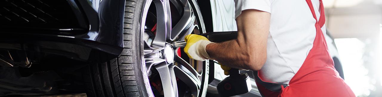 Honda Tire Closeup
