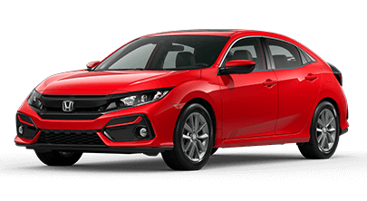 2020 Civic Hatchback EX