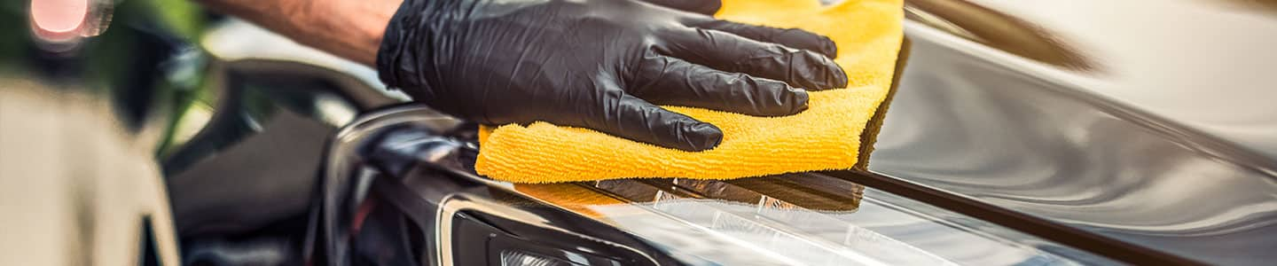 Auto Detailing In Fremont, California, at Premier Nissan of Fremont