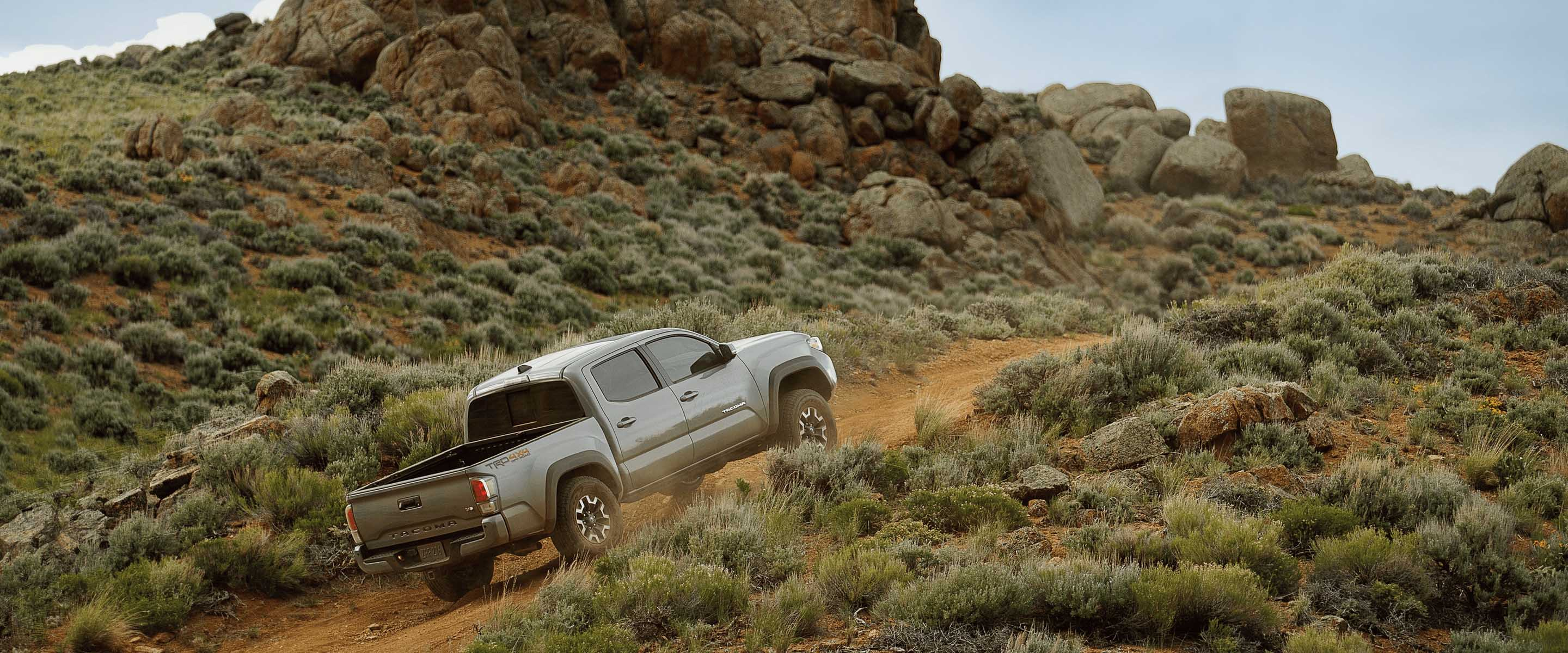 Discover The New 2020 Toyota Tacoma In The Dalles, Oregon