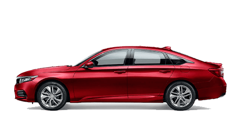 Red 2020 Honda Accord Sedan Jellybean