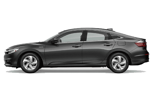 Gray 2020 Honda Insight Jellybean