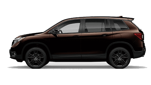 Copper 2019 Honda Passport Jellybean
