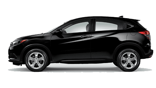 Black 2019 Honda HR-V Jellybean