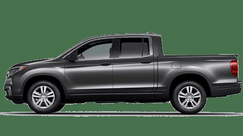 Silver 2019 Honda Ridgeline Jellybean