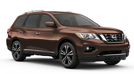 <small>2019 Nissan</small><br>Pathfinder Plat