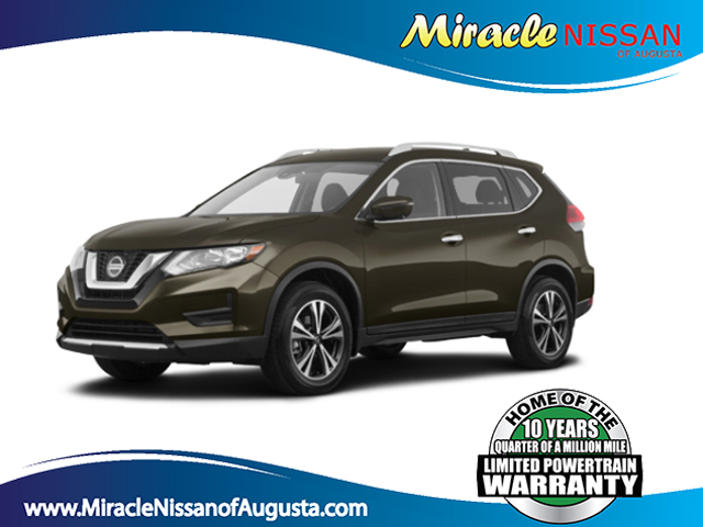 2019 Nissan Rogue S - Lease Offer
