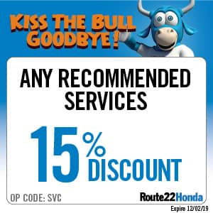 Any Recommended Services - 15% Discount