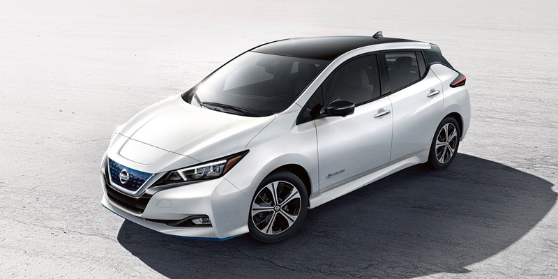 Nissan Leaf Monthly Lease Offer
