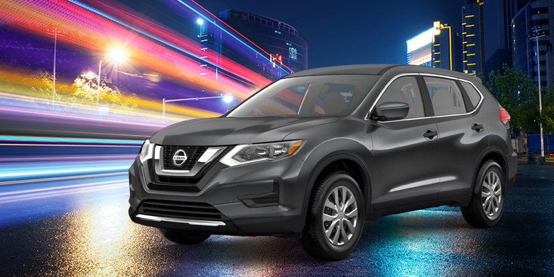 Nissan Rogue Monthly Lease Offer