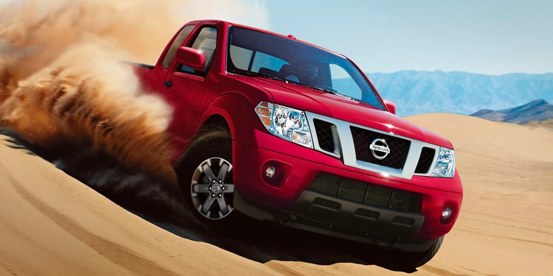 Nissan frontier Monthly Lease Offer