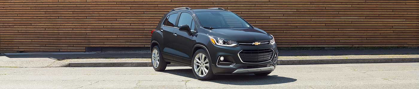 Get Into a Sporty 2020 Chevrolet Trax near Champaign, Illinois