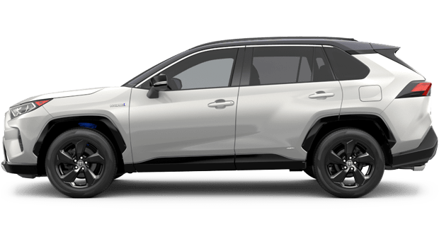 2020 Toyota RAV4 XSE Hybrid