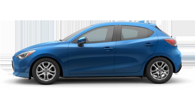 2020 Toyota Yaris Hatchback XLE