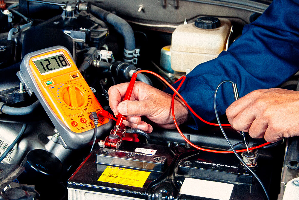 Free Battery Inspection PLUS $15 OFF