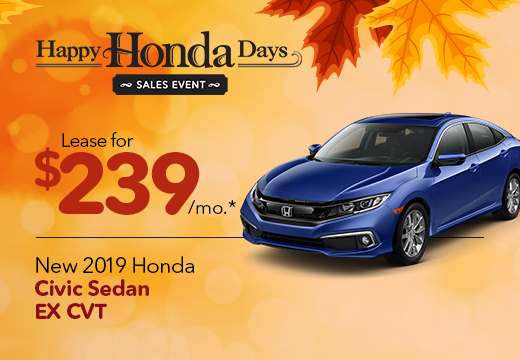 2019 Honda Civic Vero Beach FL