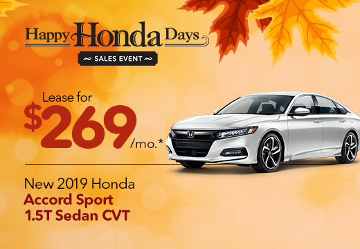 2019 Honda Accord Vero Beach FL
