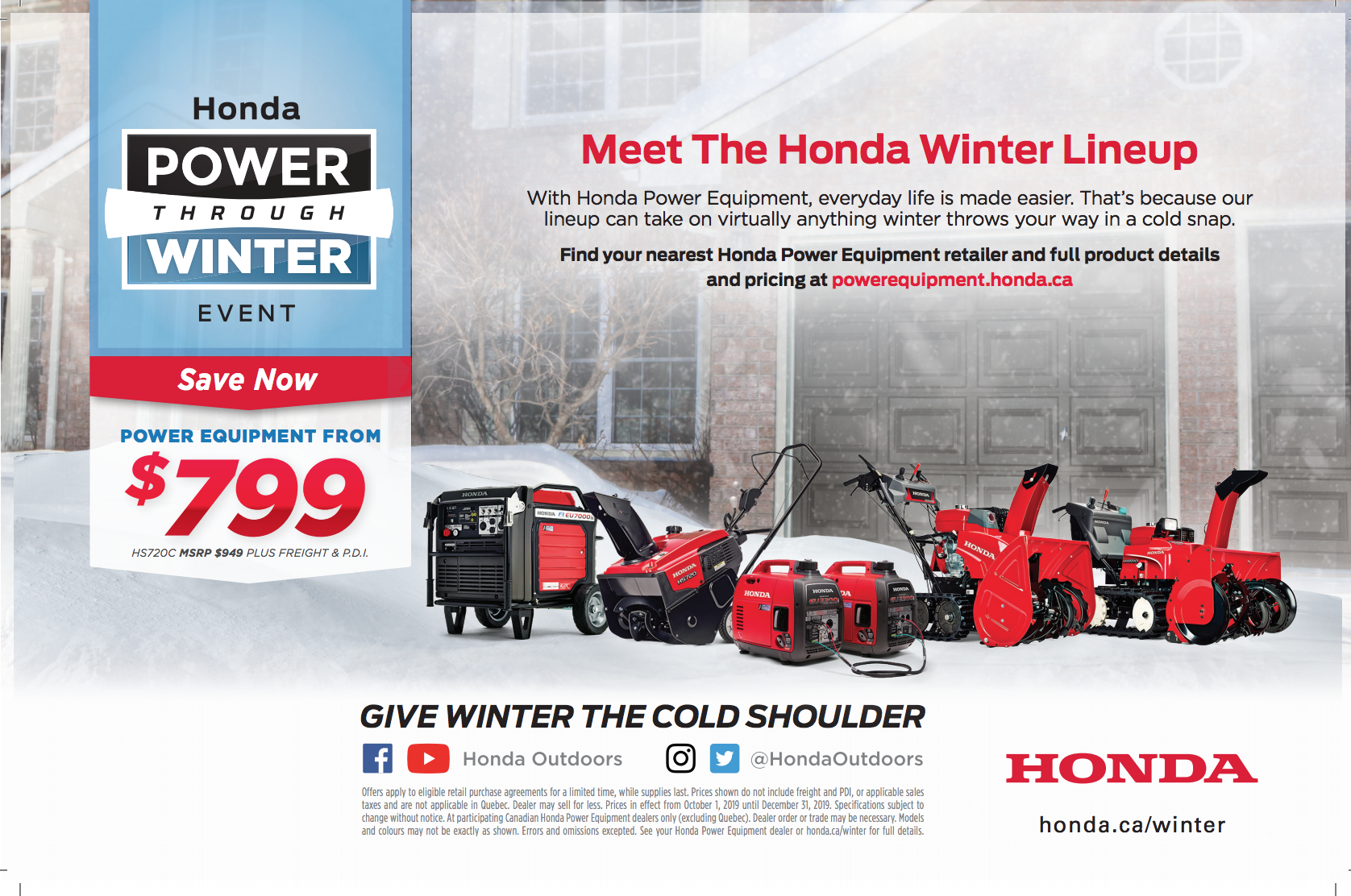 Power Through Winter