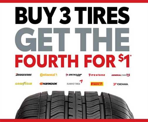 Tires Coupon