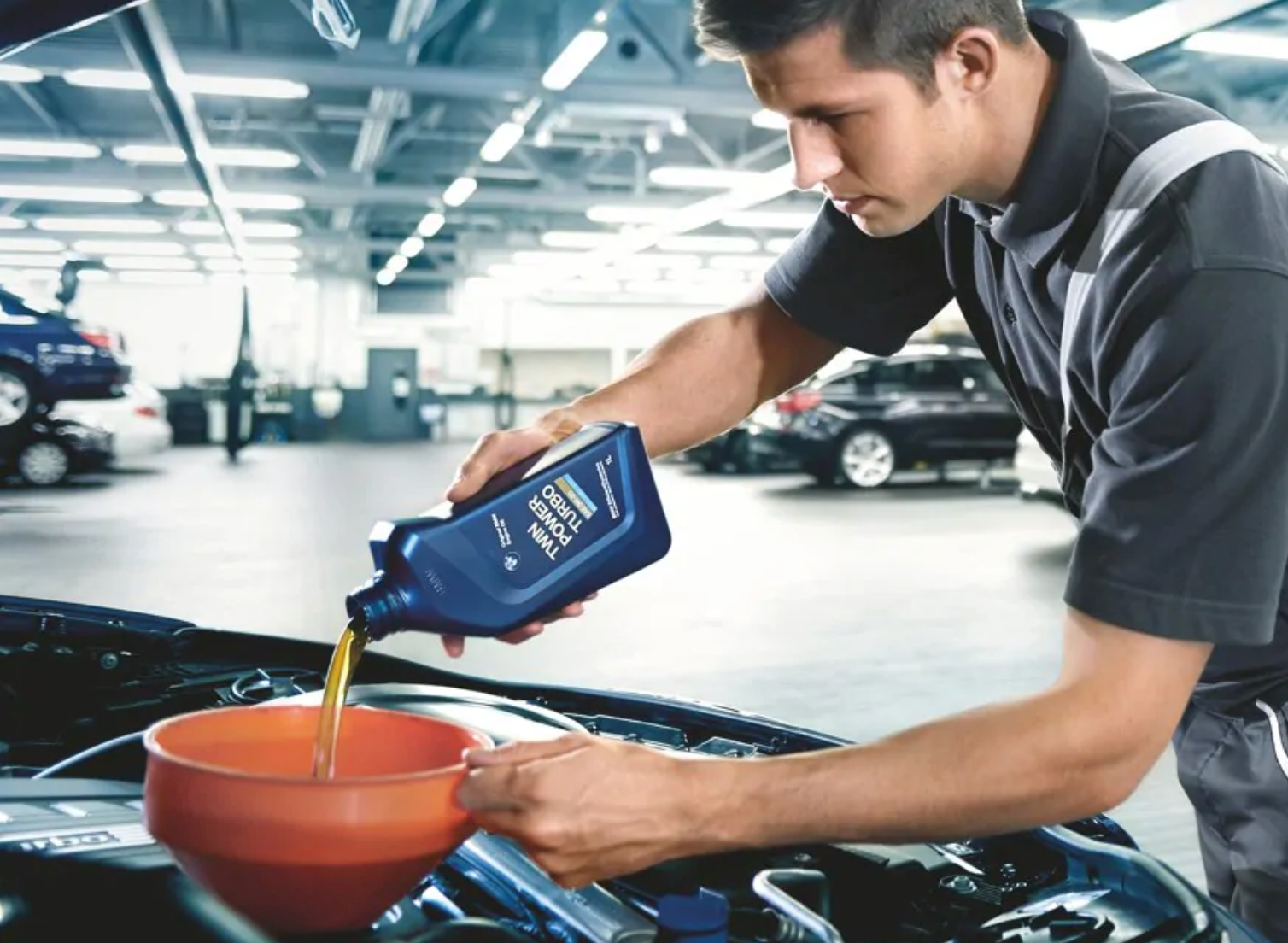 Oil & Filter Replacement Special Offer
