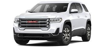 Most 2019 GMC Acadia Models