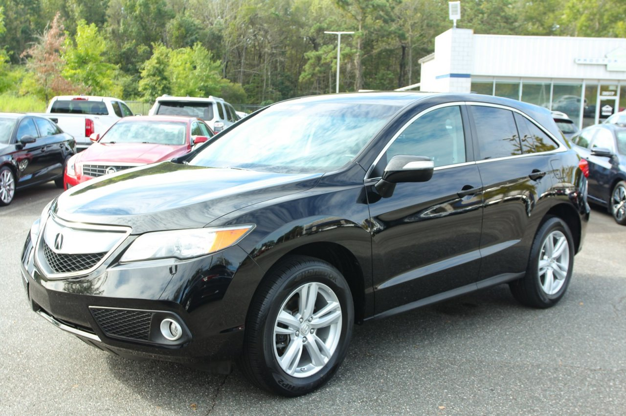 2015 Acura RDX w/ Technology Package