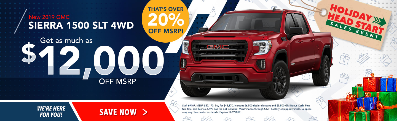 2019 Sierra 1500