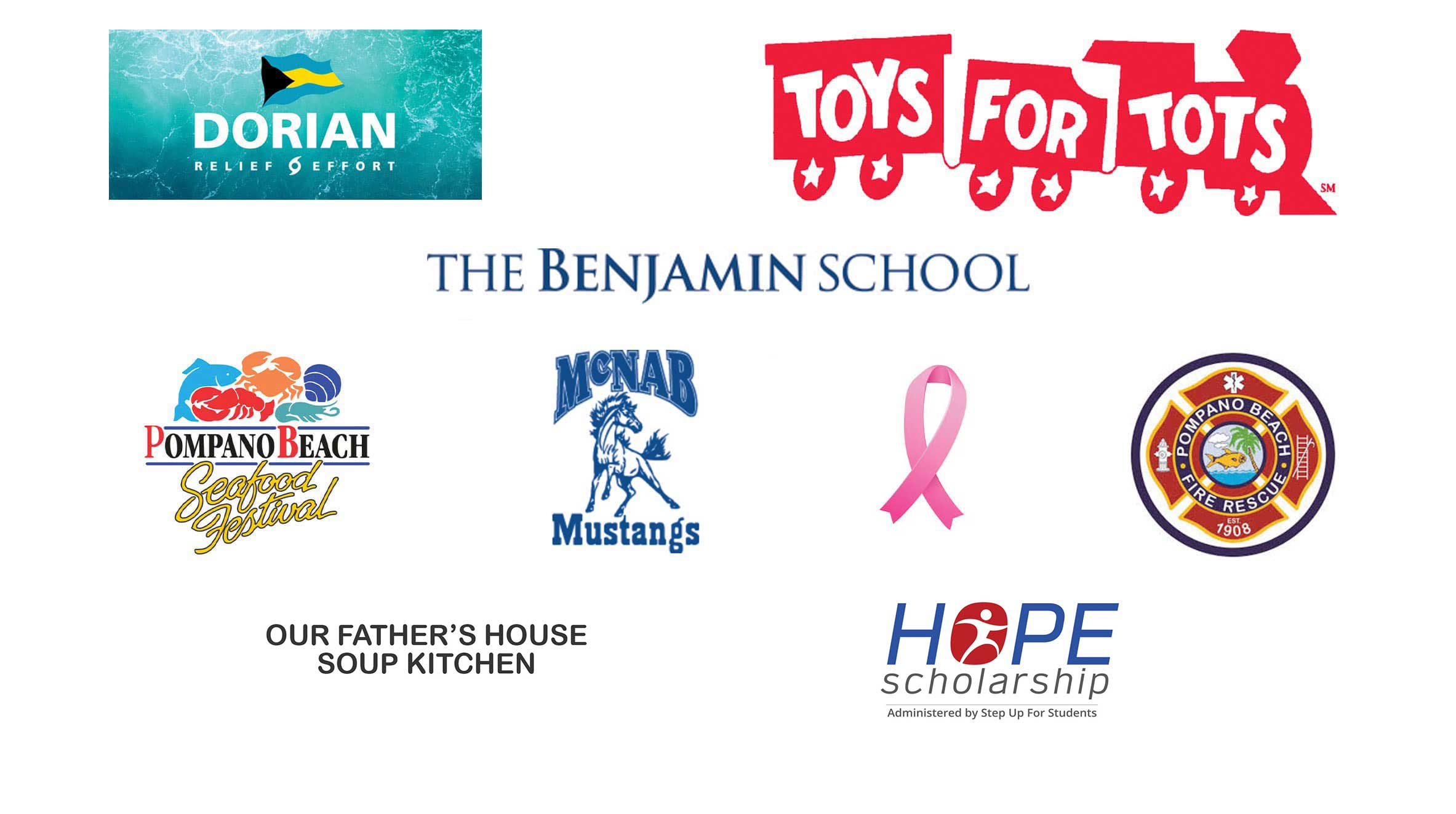 Performance Nissan supports Pompano Beach Seafood Festival, Toys for Tots, St. Jude Children's Hospital, and more
