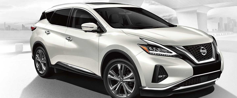 Explore The 2020 Nissan Murano Suv Lineup Premier Nissan