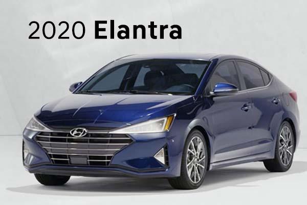 Save on 2020 Elantra
