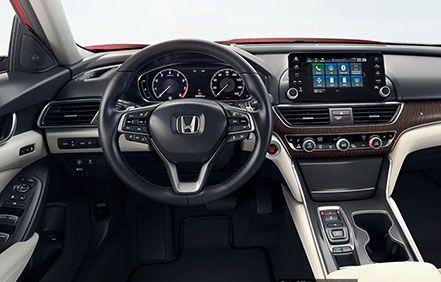 2019 Honda Accord Interior Available at Manly Honda in Santa Rosa