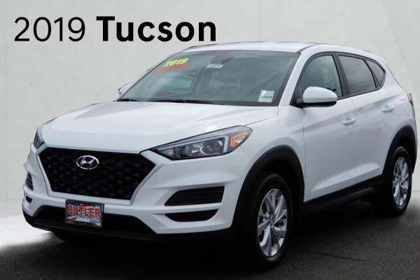 2019 Hyundai Tucson Lease