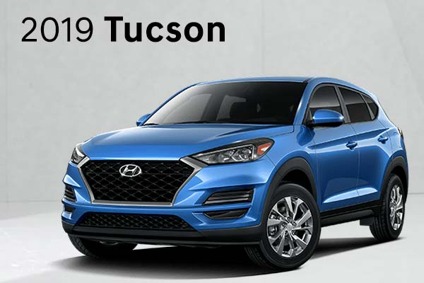 Save on 2019 Tucson