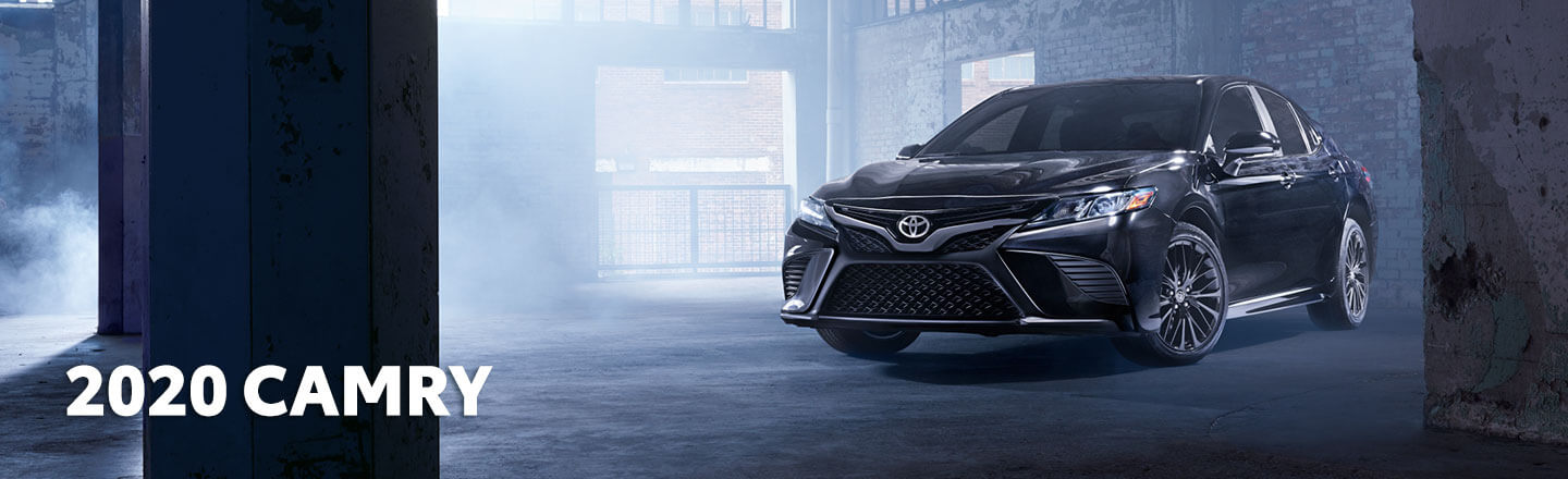 2020 Toyota Camry For Sale