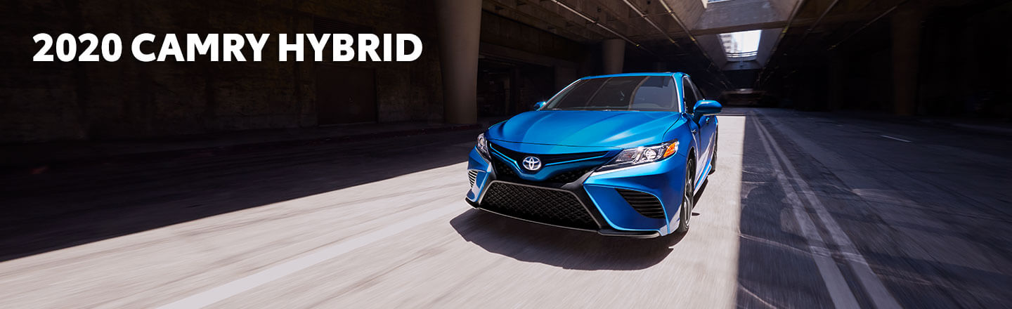 2020 Toyota Camry Hybrid For Sale