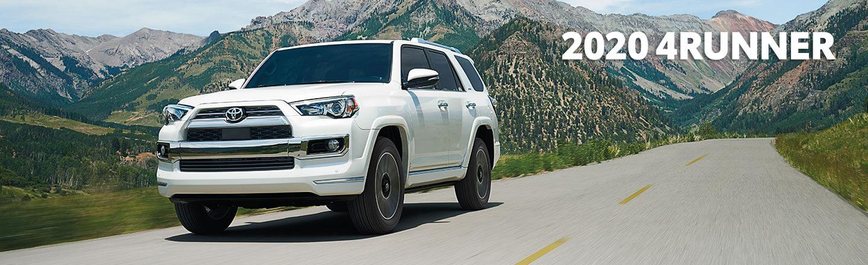 2020 Toyota 4Runner For Sale